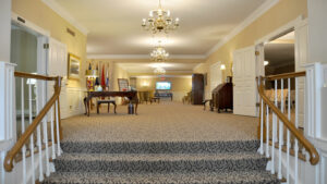 Funeral homes have become a big part of life in America