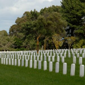Funeral Homes and Cemeteries are highly revered institutions in our country